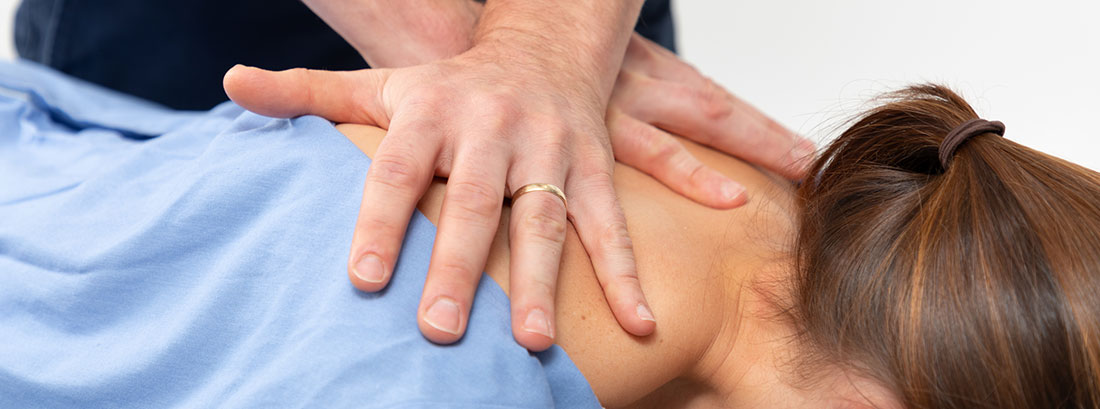 Chiropractor at Bovey Tracey Chiropractic Clinic Devon