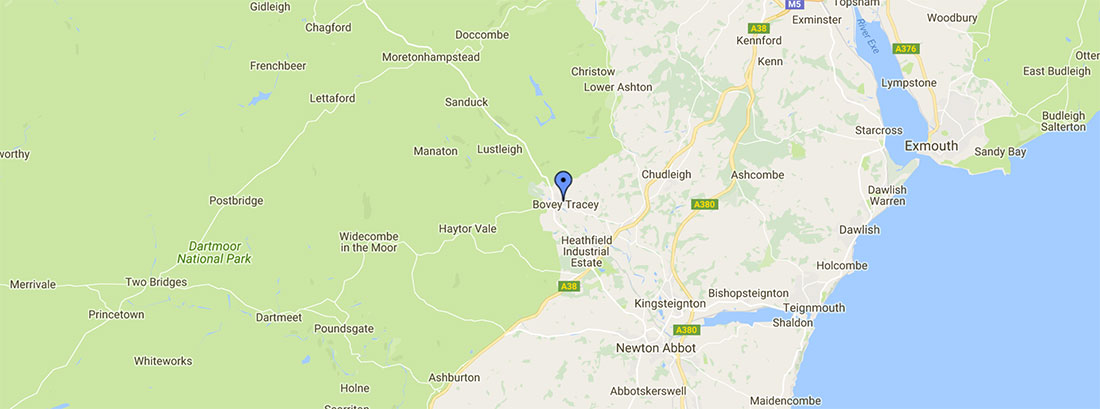 Bovey Tracey Chiropractic Clinic is located in Devon